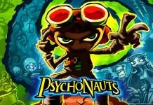 Psychonauts Logo