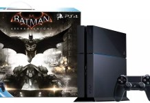 PlayStation 4 Batman