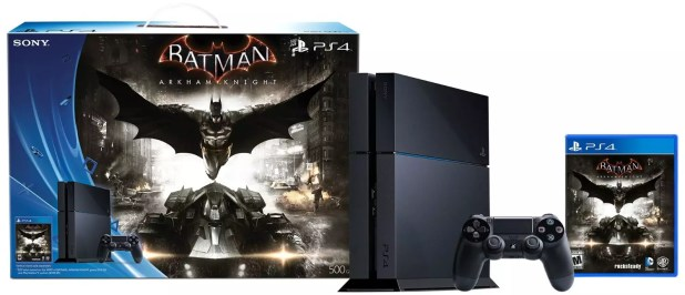 PlayStation 4 Batman