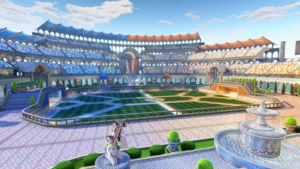 Rocket League Utopia Stadium