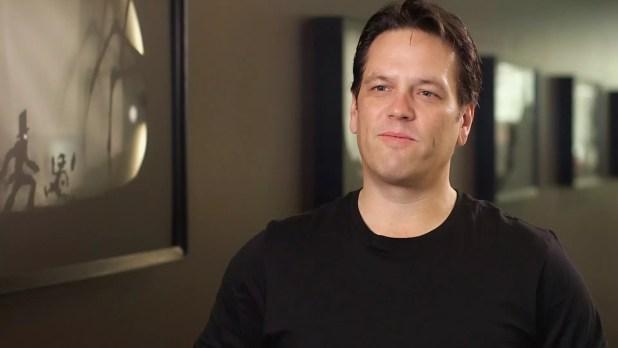 Phil Spencer Sony microsoft