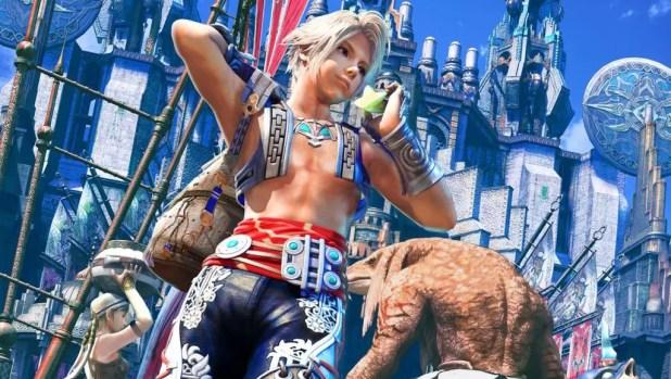 Final Fantasy XII HD Remake