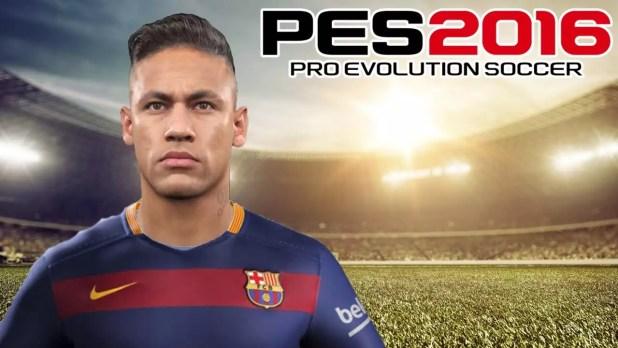 PES 2016 Pro Evolution Soccer 2016