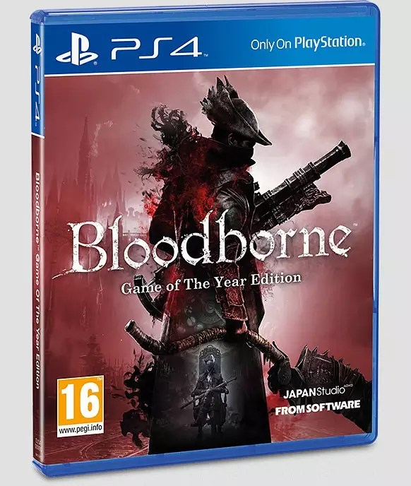 Bloodborne Game of the Year