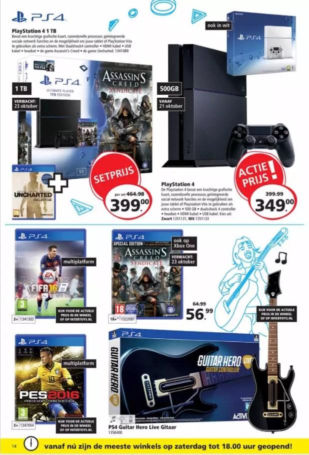 PlayStation 4 Taglio Prezzo