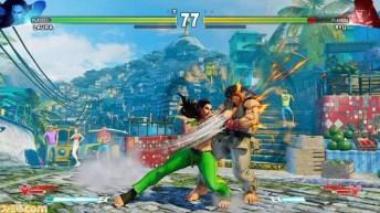 Street Fighter V Laura