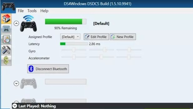 Dualshock 4 PC PlayStation 4