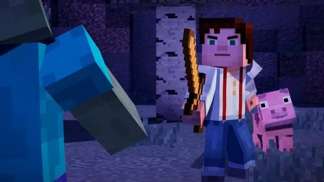 Minecraft: Story Mode – Episode 1: The Order of the Stone