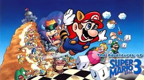 Netflix Super Mario bros 3