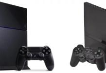 PlayStation 2 PlayStation 4