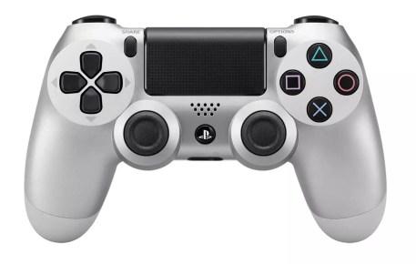 Dualshock 4 PlayStation 4 Silver