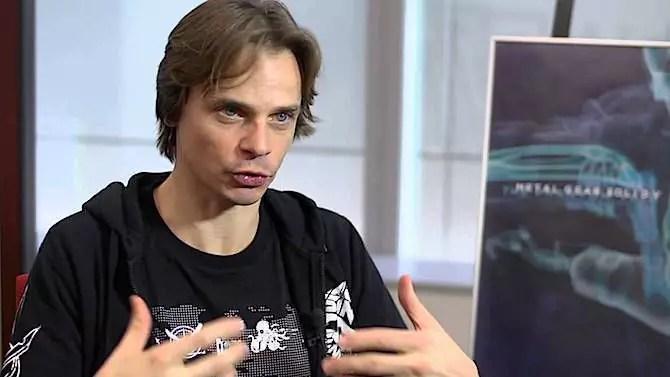 Julien Merceron Konami Kojima