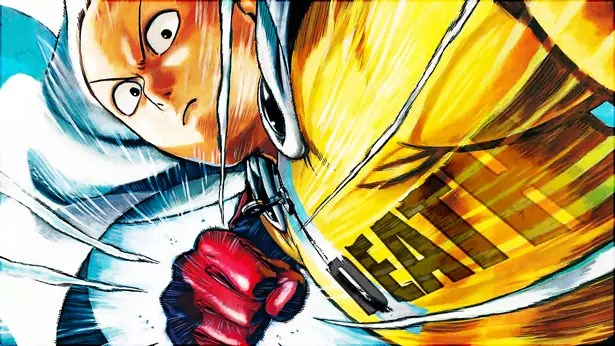 One Punch Man 9483890734589