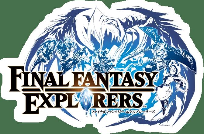Final Fantay explorers