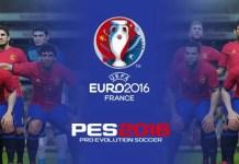 UEFA EURO 2016 PES 2016