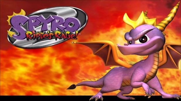 Spyro 2 Gateway to Glimmer trucchi