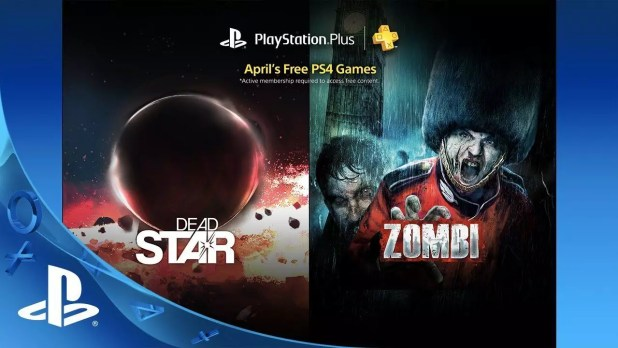 PlayStation Plus Aprile 2016