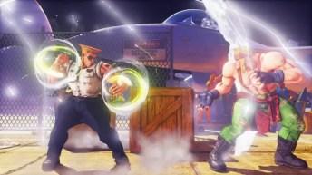Street Fighter V Guile