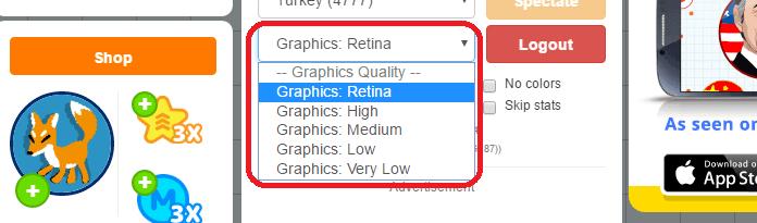 Agar.io Retina Graphics