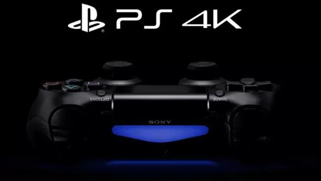 PlayStation 4K