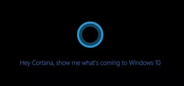 Xbox One Windows 10 Anniversary Cortana