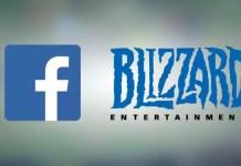 Blizzard Streaming Facebook