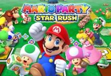 Super Mario Party Star Rush