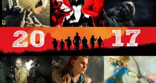 Tutti i videogiochi in uscita nel 2017