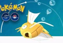 Pokémon GO Magikarp Shiny