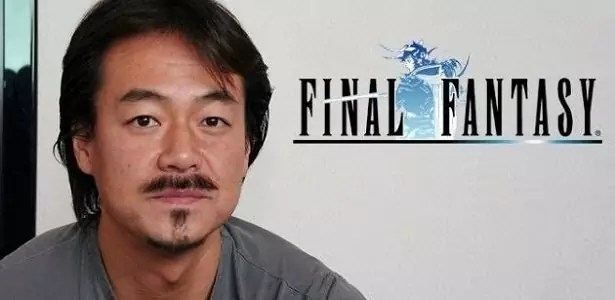Final Fantasy Hironobu Sakaguchi