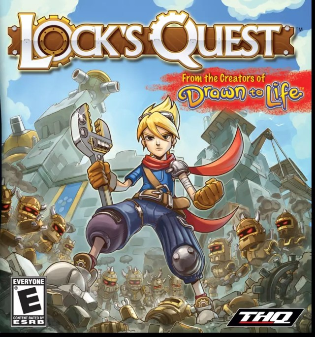 Lock's Quest – Recensione (PC/PS4/Xbox One)