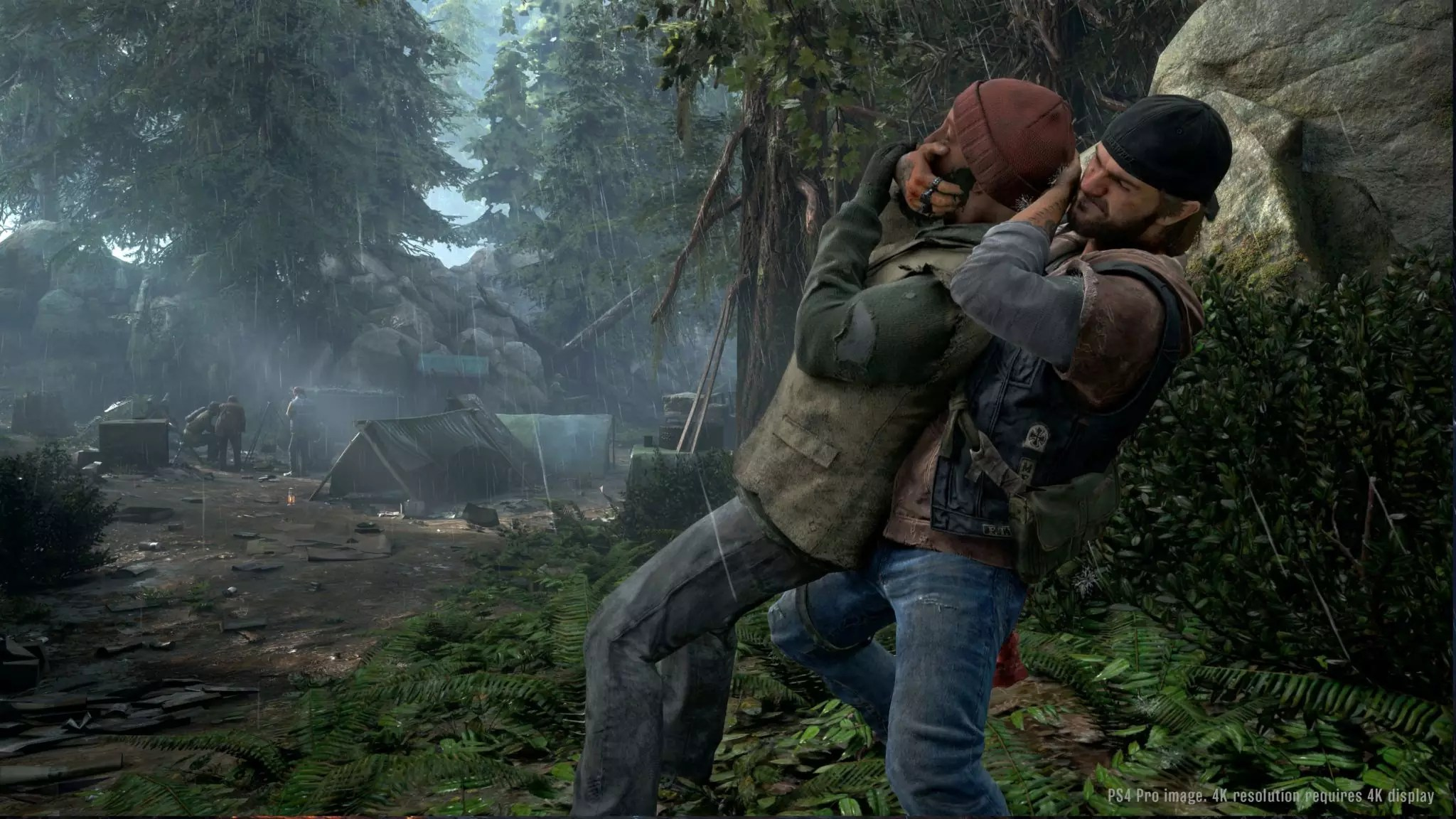 11 minuti di gameplay di Days Gone