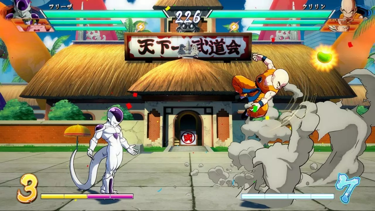 DRAGON BALL FighterZ: svelati quattro nuovi guerrieri