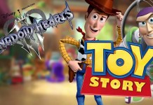 Kingdom Hearts III Toy Story