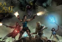 Nintendo Switch Lara Croft