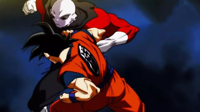 Dragon Ball Super Goku Jiren