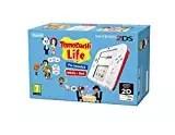 Nintendo 2DS Console, Bianco/Rosso + Tomodachi Life [Bundle]