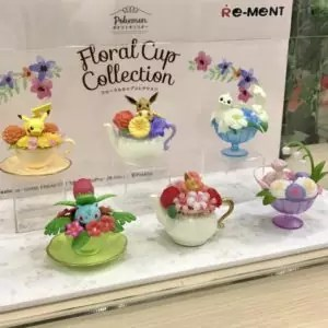 floreal cup collection