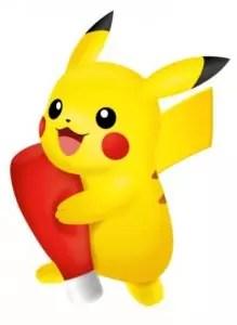 peluche pikachu col ketchup