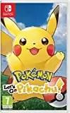 Pokemon Let's GO Pikachu! - Nintendo Switch