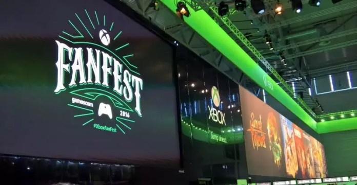 Xbox FanFest 2019 Milano
