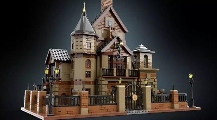 Dev trasforma la vecchia casa delle bambole di The Room 4: Old Sins in una splendida costruzione Lego