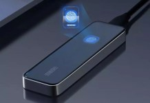 Xiaomi mette in vendita un hard disk PSSD da 1TB che si protegge con l'impronta digitale