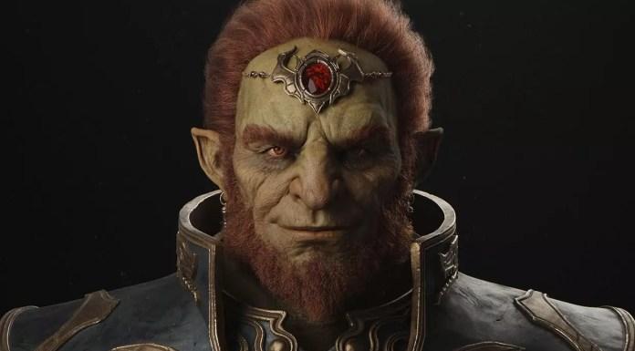 Guarda questa fantastica fan art 3D di Ganondorf, l'antagonista principale di The Legend of Zelda