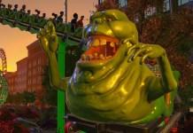 L'espansione Ghostbusters di Planet Coaster arriverà su console alla fine di questa settimana
