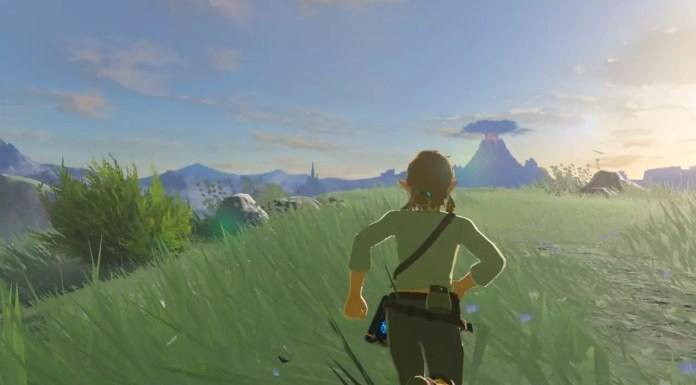 I giocatori di Zelda: Breath of the Wild vedono una delle intro più fortunate di sempre