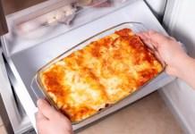 Si possono conservare gli avanzi caldi in frigorifero?