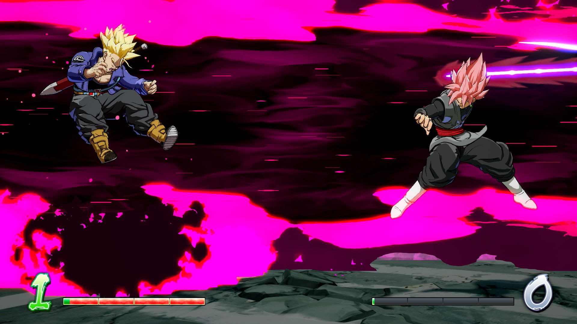 Beerus Hit And Goku Black Coming To Dragon Ball FighterZ