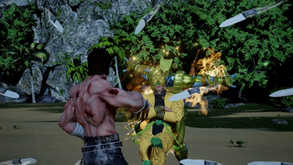 Jump Force Adds Jotaro And Dio From Jojos Bizarre Adventure Gaming Union