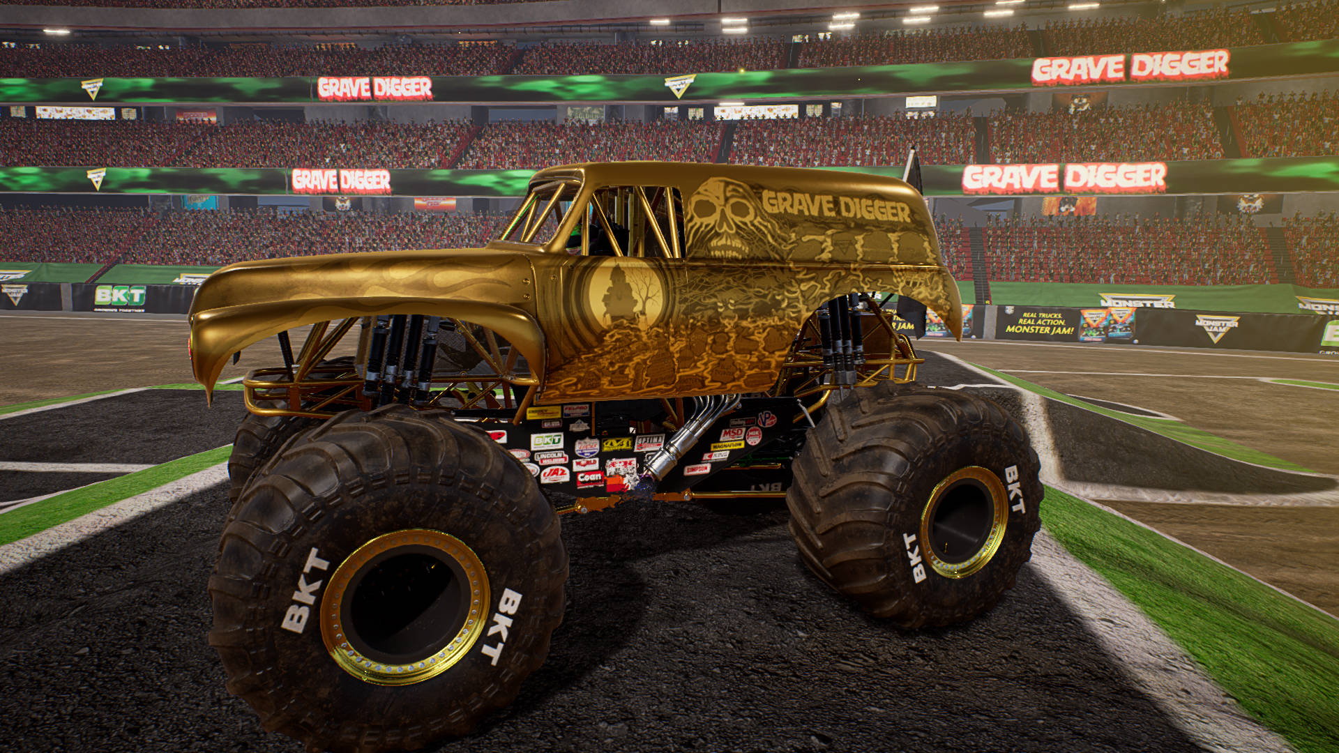 Monster Jam Steel Titans Release Date Announced Gaming Union